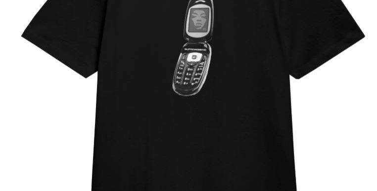 FLIP PHONE T-SHIRT