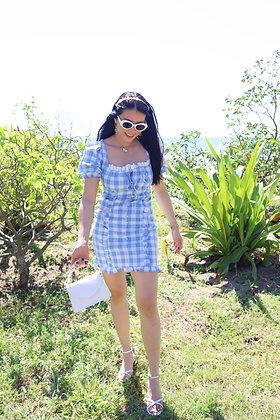 Stacy blue dress