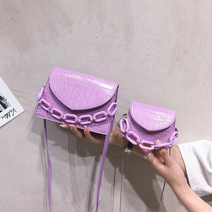 Small wild messenger bag