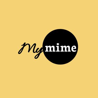 Mymime logo