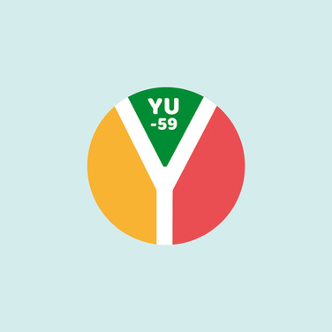Yästön Urheilijat ry logo