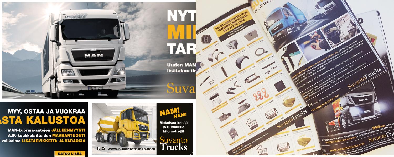Suvanto Trucks Oy