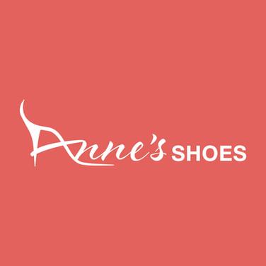Anne's Shoes logo
