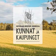 Kotimaan kiertäjä Suomessa