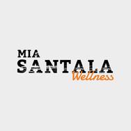 Mia Santala Wellness logo