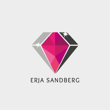 Erja Sandberg / logo