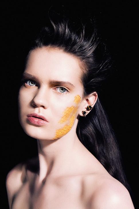 Julia van Nijhuis shot by Armando Branco