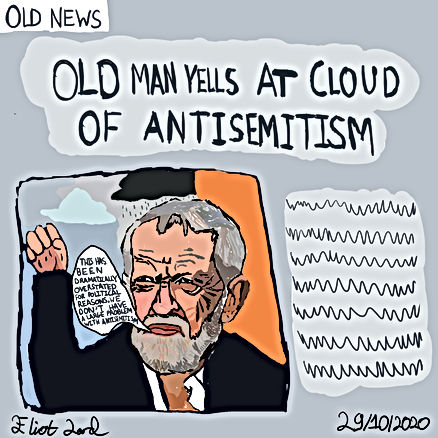 Old Man Yells At Antisemitism