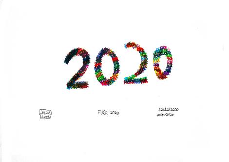 #Draw2020 Fuck 2020