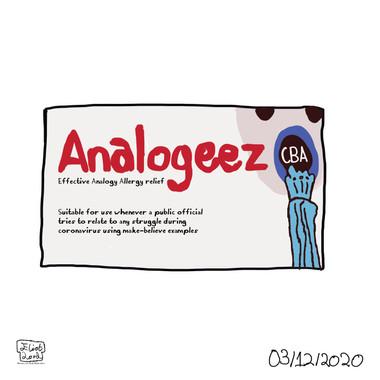 Analogy Allergy
