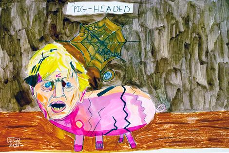 Pig-Headed