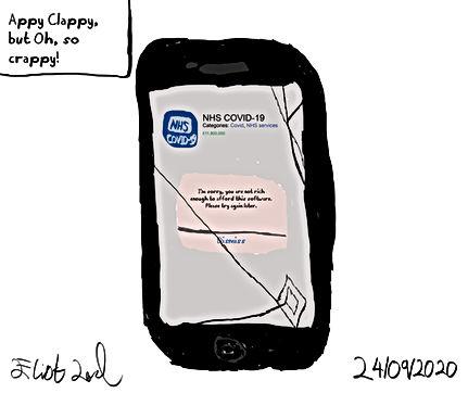 Appy Clappy, Oh So Crappy