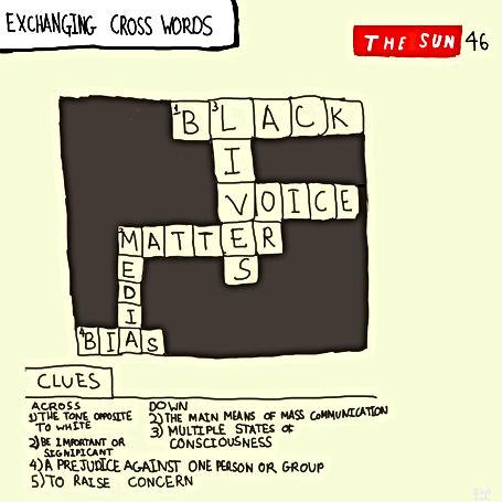 Blue Lives Matter- House of Lord Illustration