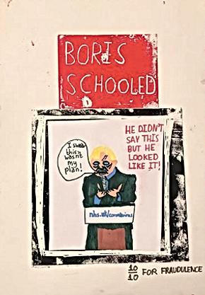 Boris Schooled