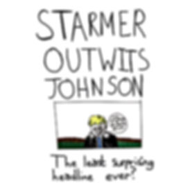 Starmer Outwits Johnson