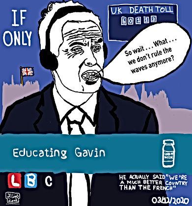 Educating Gavin