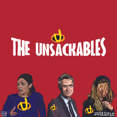 The Unsackables