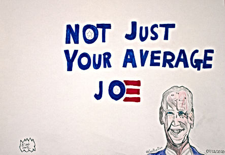 Not Just Your Average Joe- Eliot Lord