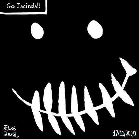 Go Jacinda