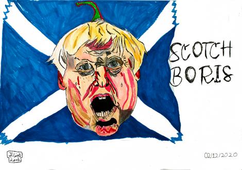 Scotch Bonnet Boris