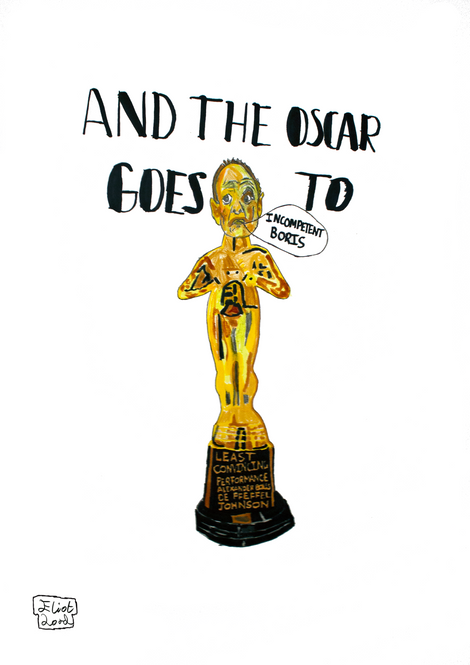 And the Oscar or Dominic goes to