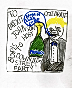 Boris Johnson To Host Downing Street Brexit Party