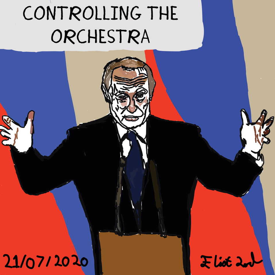 Controlling the Orchestra