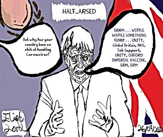 Half-Arsed
