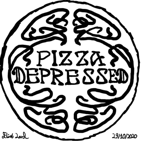 Pizza Depressed