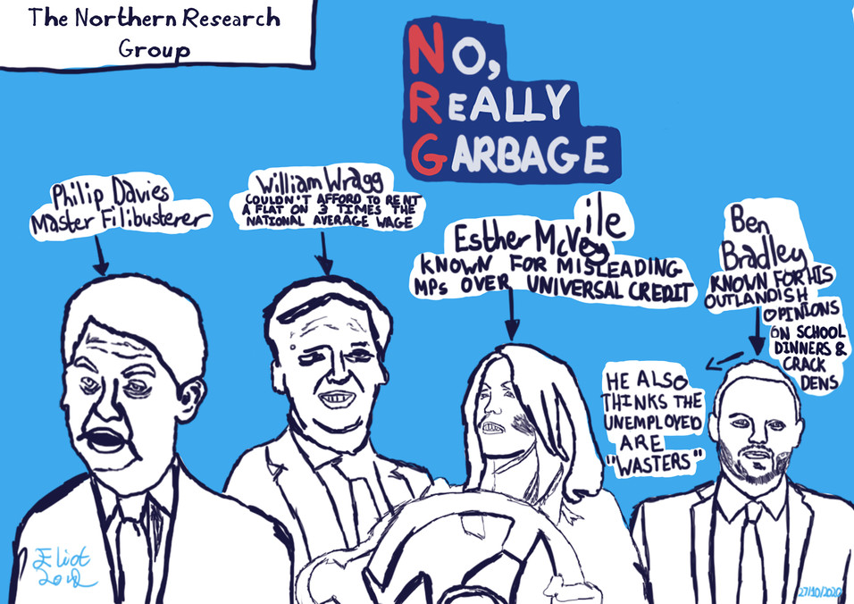 The Northern Research Group