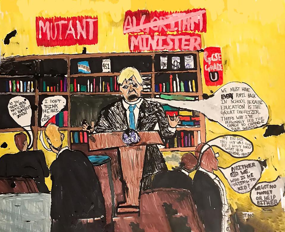 Mutant Minister