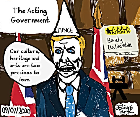 The Acting Government