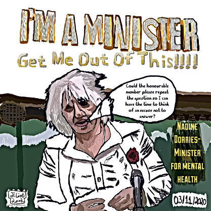 I'm a Minister Get me Out of This!