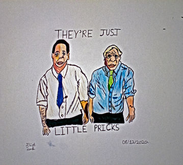They're Just Little Pricks