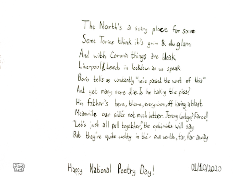 Happy National Poetry Day!