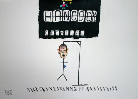 Hancock Hangman