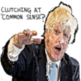 Clutching At Common Sense- Eliot Lord