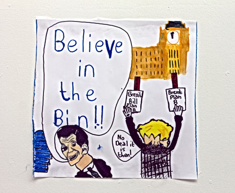 Believe in the Bin