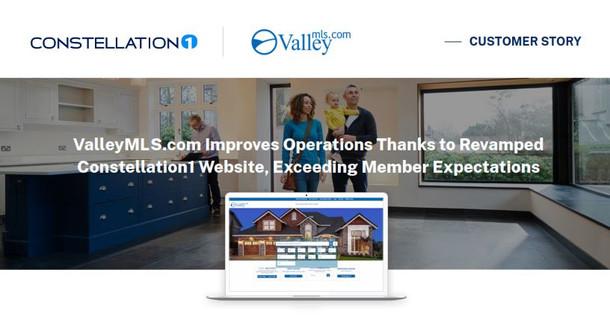Constellation1 - ValleyMLS Customer Story