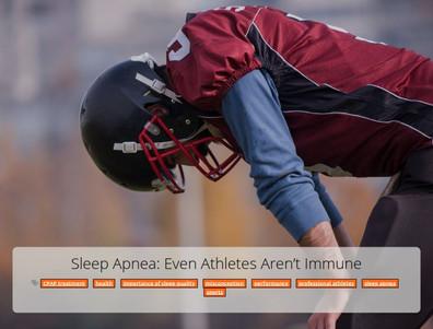 Facembrace - Sleep Apnea Content Marketing