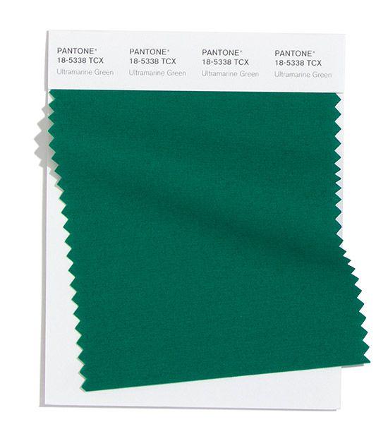 Оттенок Ultramarine Green