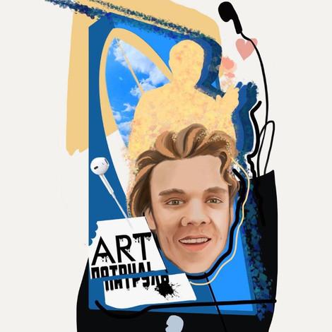 Выставка «#ARTпатрульНаКарантине. Из онлайна в оффлайн» откроется в OmelchenkoGallery