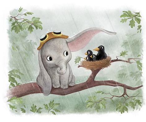 Как иллюстрации Сидни Хэнсон возвращают нас в детство