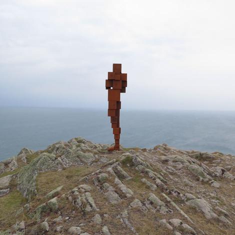 На греческом необитаемом острове появятся 29 скульптур Энтони Гормли