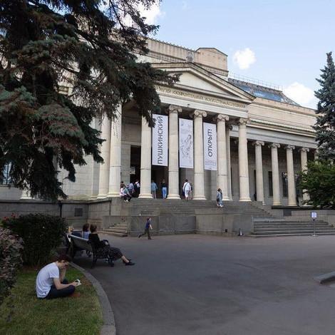 В Пушкинском музее построят подземные галереи