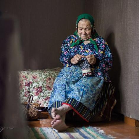 Большое Сердце, Сильные Руки: как фотографии Анны Йельстад стали отражением жизни целого острова