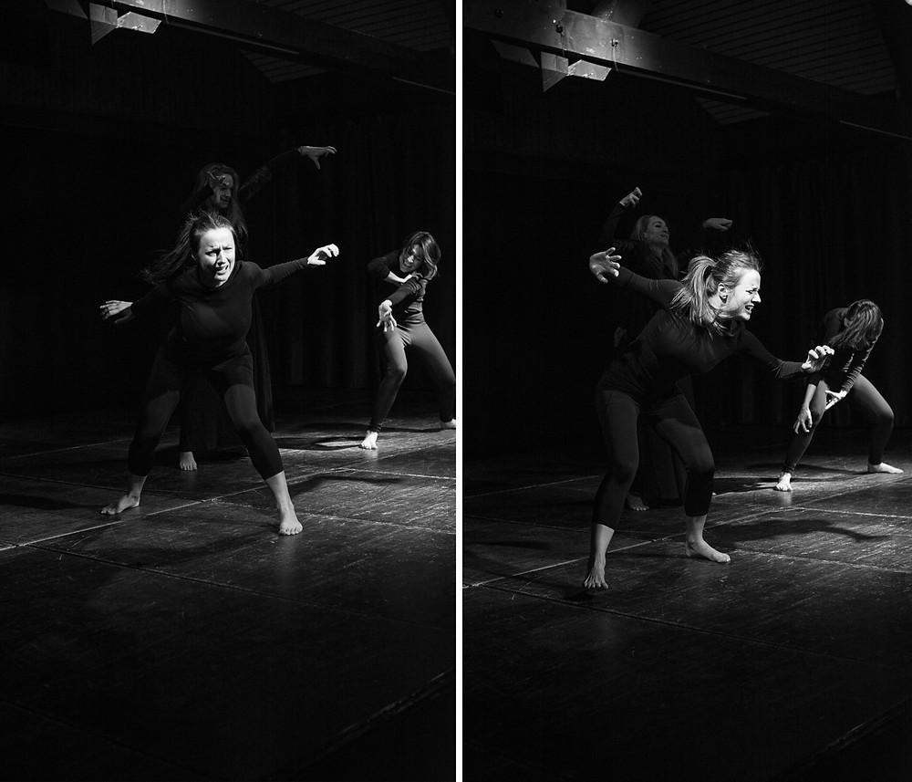 Theatre Studio BELOE. Спектакль «Страсть»