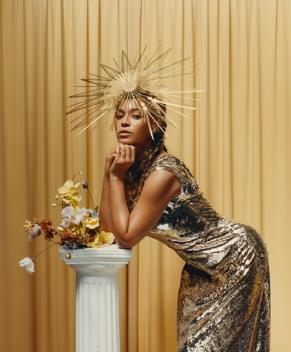 Beyoncé, September 2018 by Tyler Mitchell, © Vogue