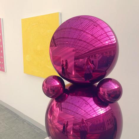 Планы на выходные: ярмарка современного искусства COSMOSCOW 2018