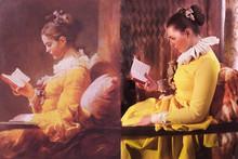 Женщины из нижегородской колонии перевоплотились в героинь известных картин